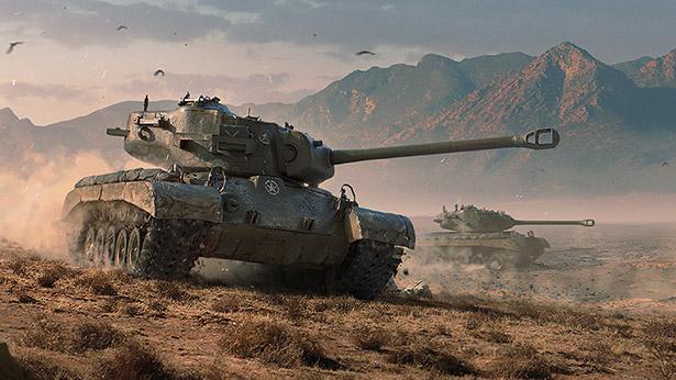 Большой выбор танков и прочих товаров в премиум-магазине World of Tanks «WARGAMING»